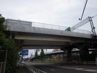調布IC Gランプ橋