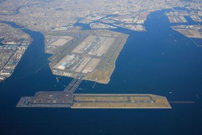 東京国際空港D滑走路