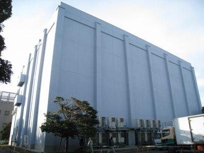 東京都中央卸売市場大田市場青果冷蔵庫棟