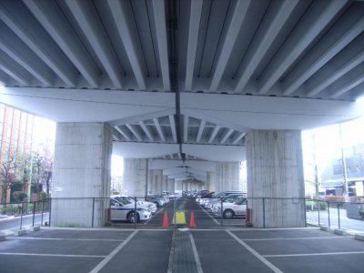 中央自動車道  烏山高架橋