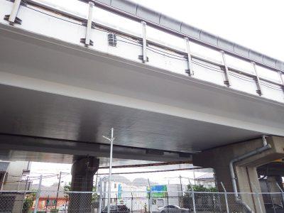 中央自動車道  調布高架橋